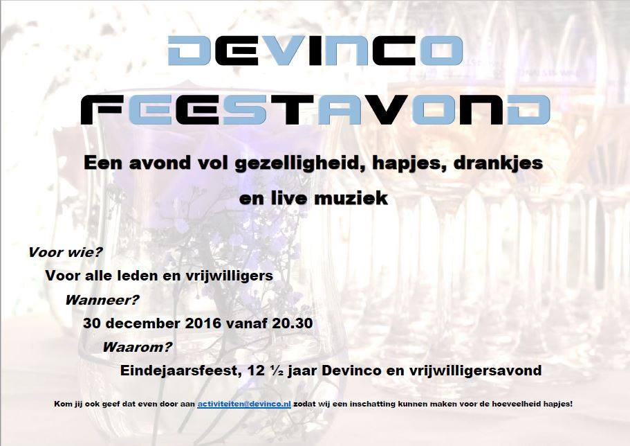 Feest Devinco 30dec2016 flyer